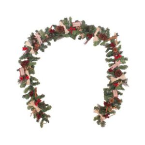 9ft Country Christmas Christmas Garland *Online Only*