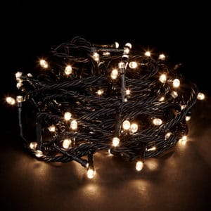 Battery Powered Christmas Lights LED
