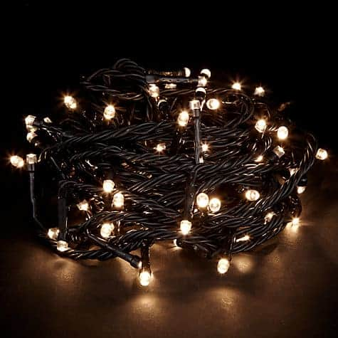 Battery Powered Christmas Lights