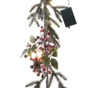 Pre-lit Christmas Garland