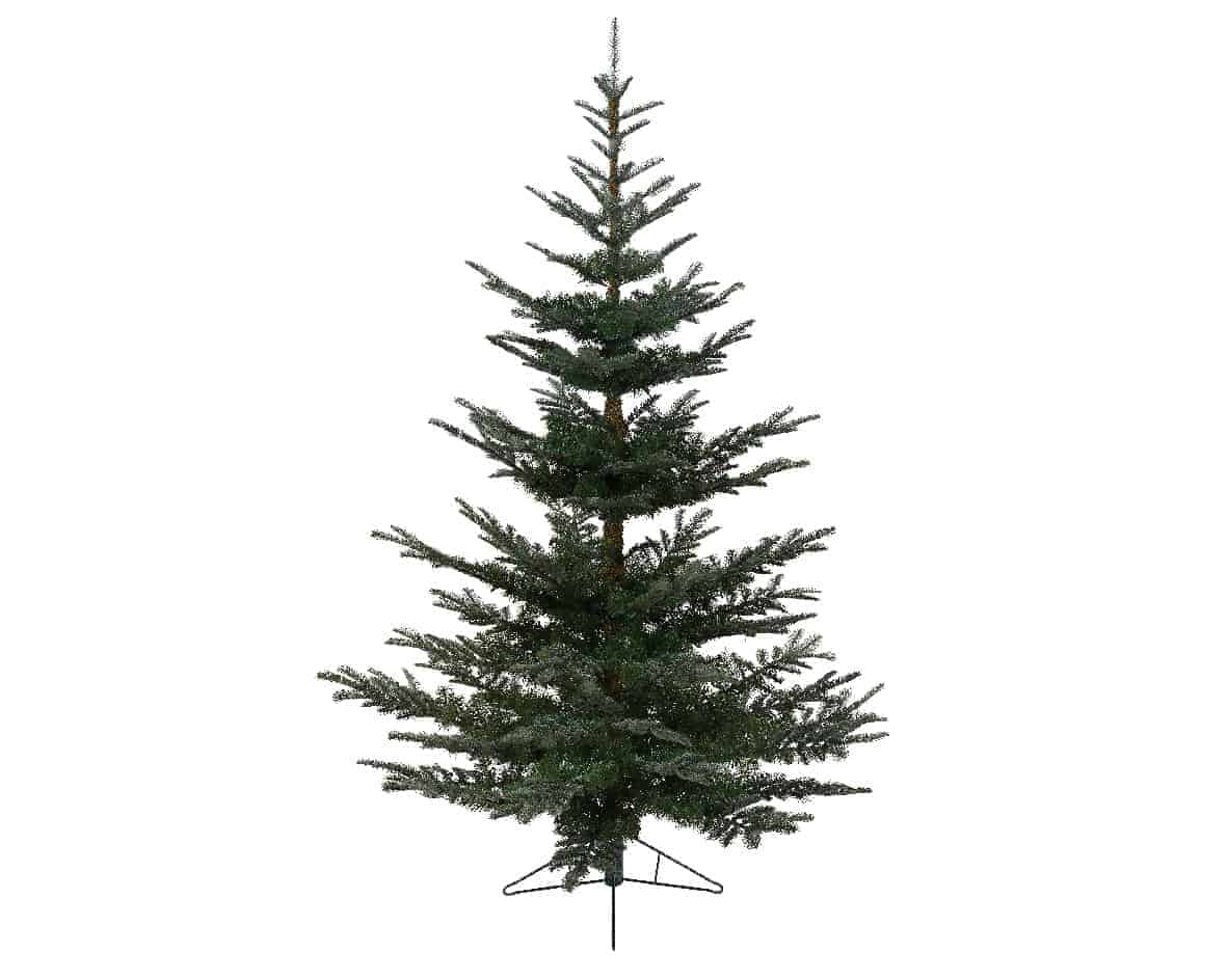 7ft Nobilis Fir Artificial Christmas Tree - Artificial Christmas Trees For Sale Dublin Ireland