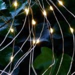Warm White Micro Led Bunch Christmas Lights With Flash For Sale Dublin Ireland