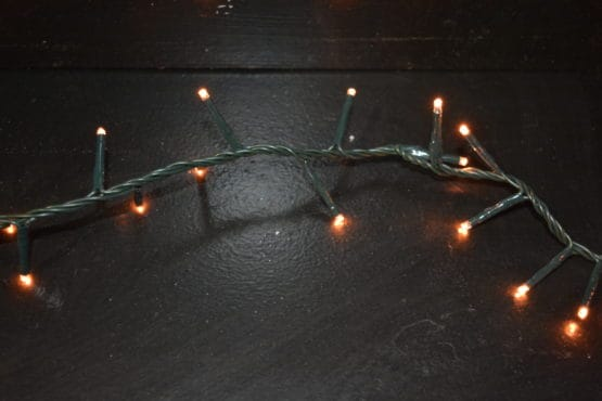 Led Quot Classic Quot Warm White Compact Twinkle Christmas Lights