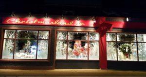 Christmasland.ie Shop Front - Goatstown, Dublin Ireland
