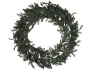 "30"" (76cm) Nordmann Christmas Wreath *Online Only*"