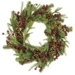 Arlington Natural Christmas Wreath For Sale Dublin Ireland