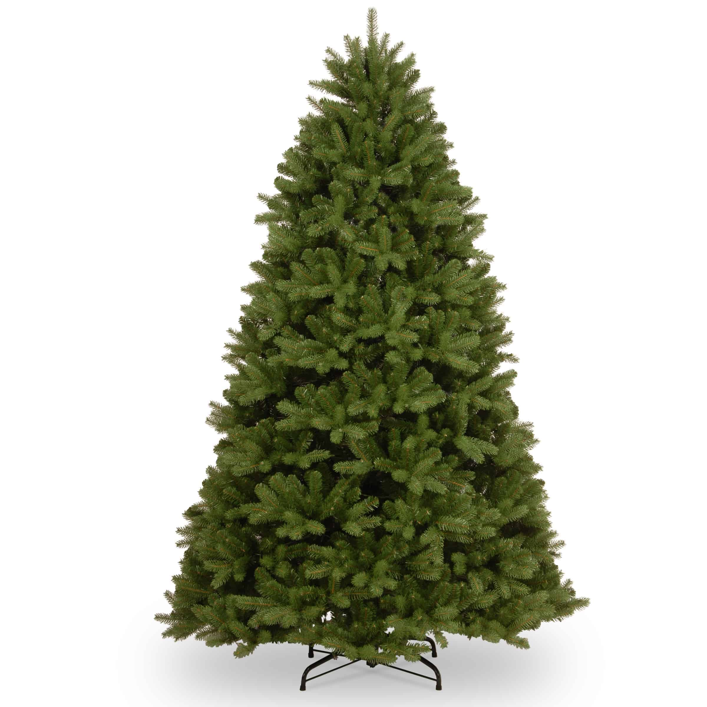 Oregon Christmas Trees.9ft Newberry Spruce Artificial Christmas Tree