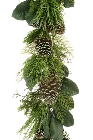 6ft North Ridge Pine Christmas Garland *Online Only*