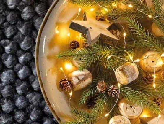 Micro LED Christmas lights Durawise Warm White - CHristmas Lights For Sale Dublin