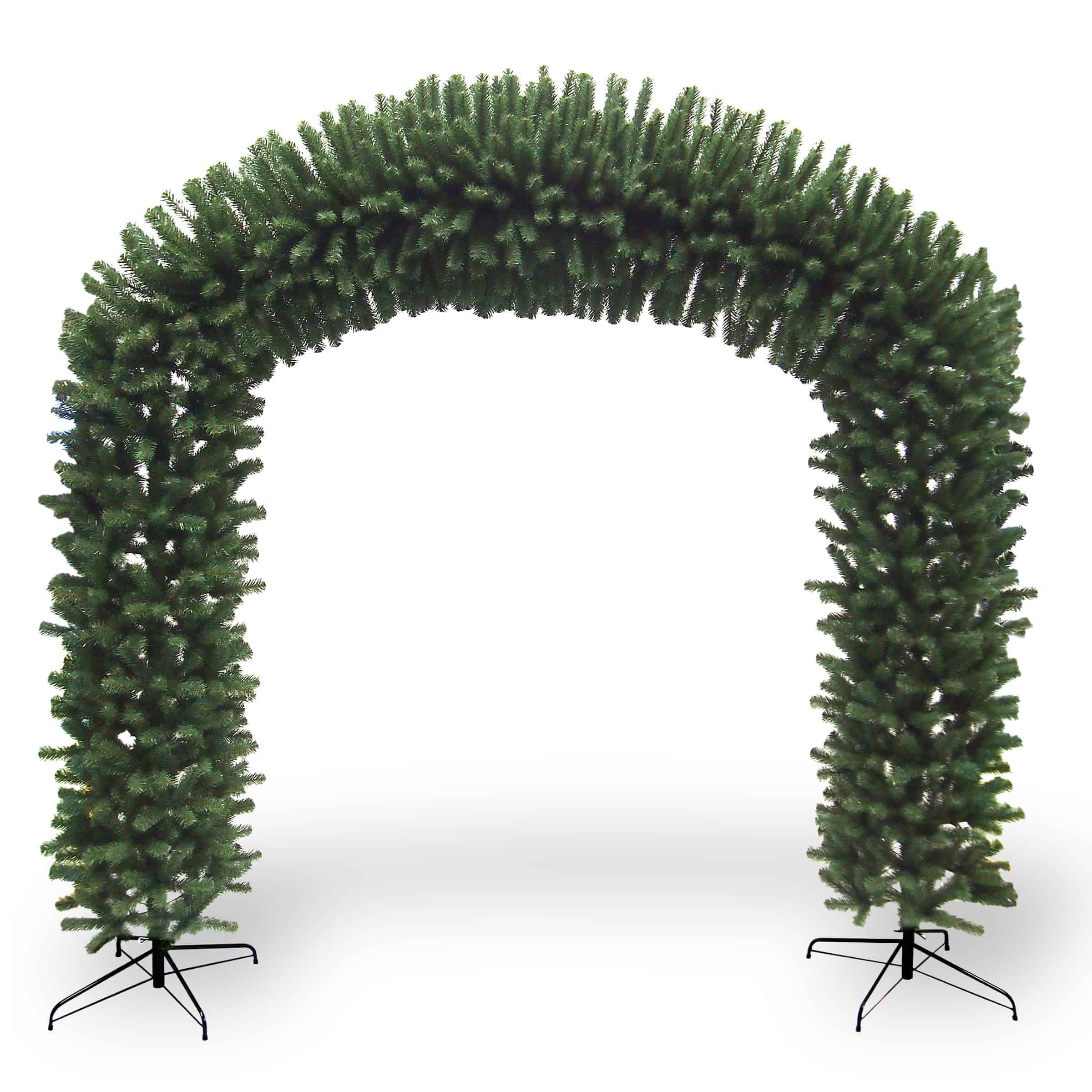 Artificial Christmas Trees (Un-Lit), 8 ft Christmas Trees | 8ft ...