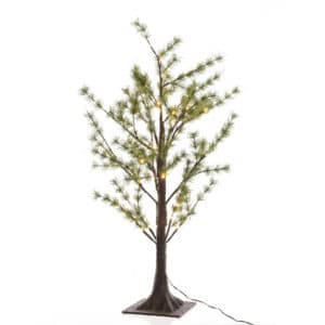 5ft LED Pine Artificial Christmas Tree - Artificial Christmas Trees For Sale Dublin Ireland