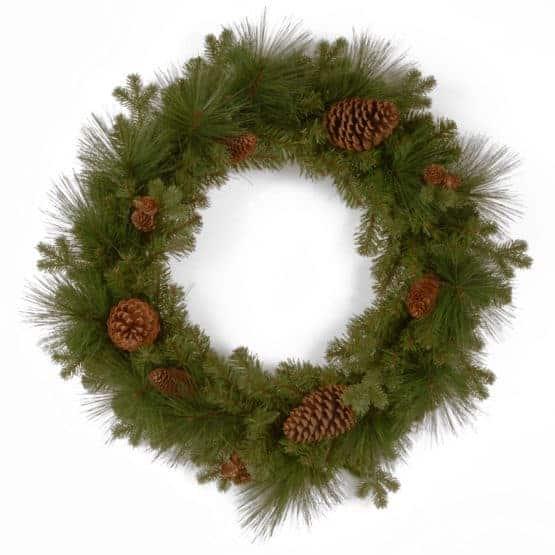 Eastwood Spruce Wreath - Christmas Wreaths For Sale Dublin Ireland