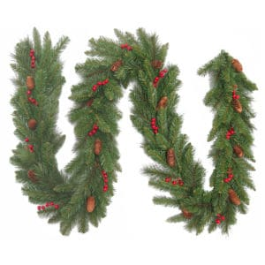 Everyday Collection Garland - Christmas Garlands For Sale Dublin Ireland
