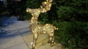 LED Standing Reindeer Christmas Lights For Sale Dublin Ireland
