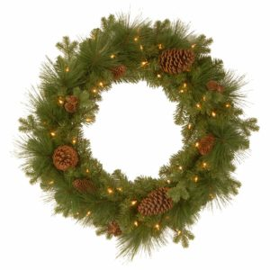 Eastwood Spruce Wreath - Christmas Wreaths For Sale Dublin Ireland
