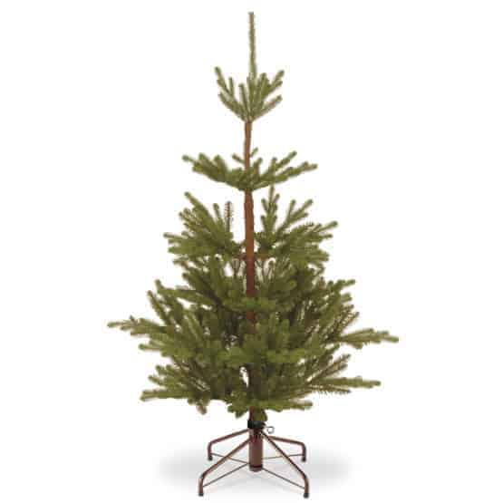 4.5ft Imperial Spruce Hinged Artificial Christmas Tree - Artificial Christmas Trees For Sale Dublin Ireland