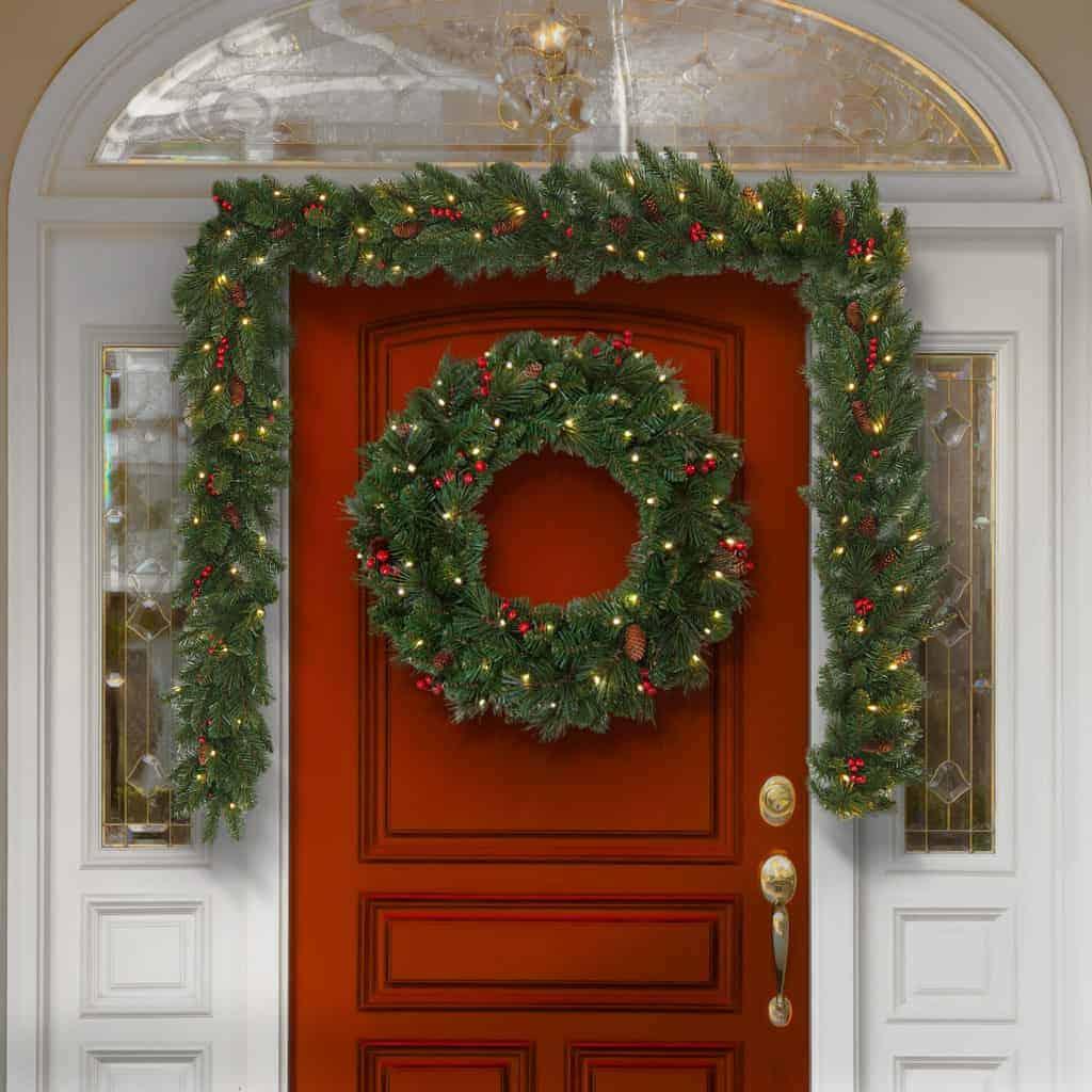 Christmas Wreaths For Sale Dublin Ireland