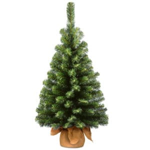 Noble Pine Mini Christmas Tree - artificial christmas trees for sale Dublin