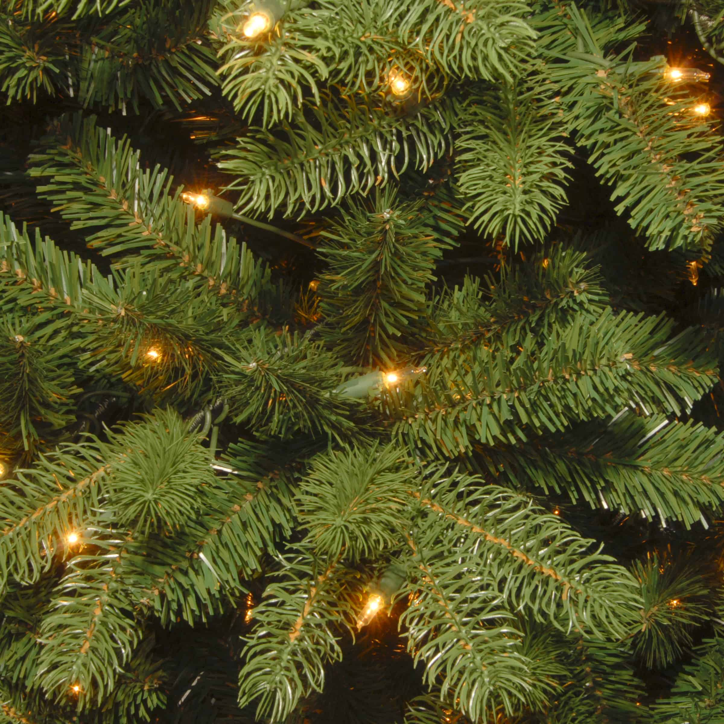 Pre-Lit Artificial Christmas Trees