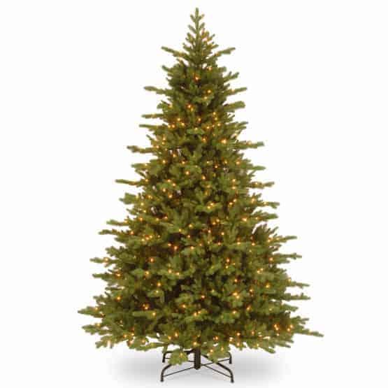 Valencia Fir - Pre Lit Artificial Christmas Trees For Sale Dublin