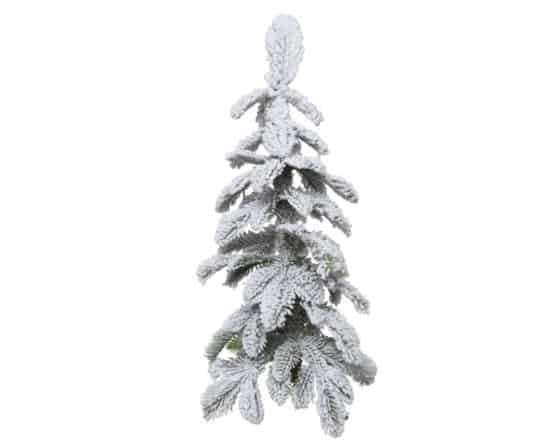 2ft Snowy Alpine Mini Artificial Christmas Tree For Sale Dublin Ireland