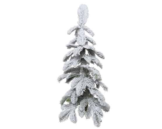 2ft Snowy Alpine Mini Artificial Christmas Tree For Sale Dublin Ireland