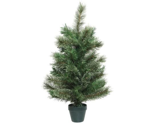 2.5ft Cashmere Mini Artificial Christmas Tree For Sale Dublin Ireland