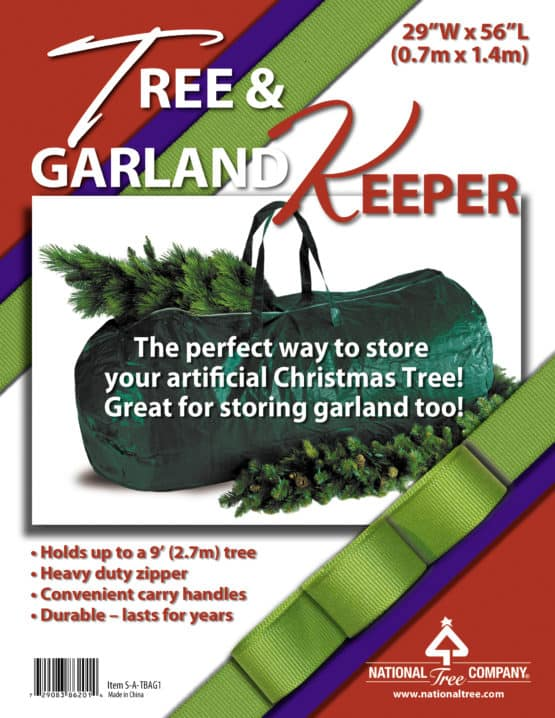 Heavy Duty Christmas Tree and Garland Storage Bag For Sale Dublin