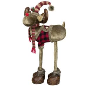90cm Standing Moose With Accessories For Sale Dublin