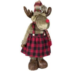 95cm Standing Flannel Skirt Moose For Sale Dublin Ireland