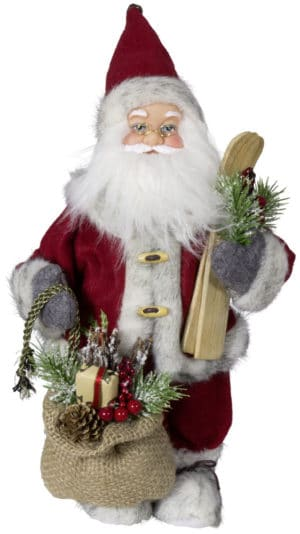"60cm ""Cian"" Santa Figurine - Santa Figures For Sale Dublin Ireland"