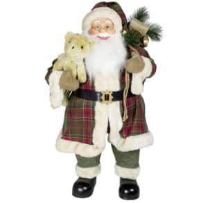 "80cm ""Hendrik"" Santa Figurine - Santa Figures For Sale Dublin Ireland"
