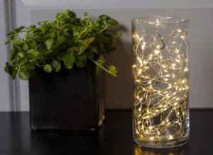 Micro LED String Christmas Lights