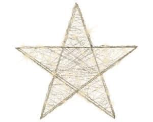 LED Star - Christmas Lights For Sale Dublin