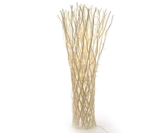 5ft LED White Willow Branches - Artificial Christmas Trees For Sale Dublin