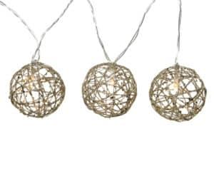 Wire Ball Lights - Christmas Lights For Sale Dublin