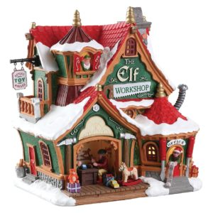Lemax The Elf Workshop *Collection Only*