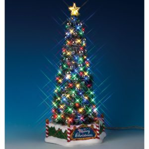 Lemax Majestic Christmas Tree  *Collection Only*