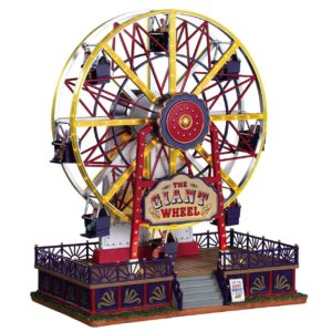 Lemax The Giant Wheel *Collection Only*