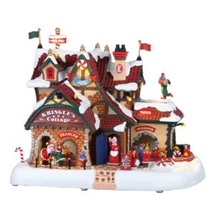 Lemax Kringle's Cottage *Collection Only*
