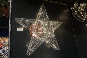 Micro LED Star - Christmas Lights For Sale Dublin