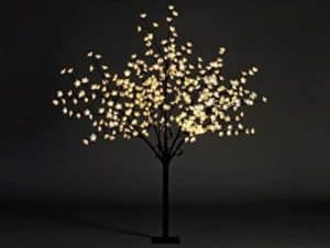 7ft Deluxe Blossom Artificial Christmas Tree - Artificial Christmas Trees For Sale Dublin Ireland