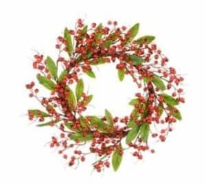 "20"" (50cm) Newberry Christmas Wreath"