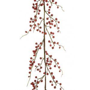 6ft Wild Berry Christmas Garland - Christmas Garlands For Sale Dublin