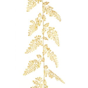 6ft Sparkle Maidenhair Christmas Garland *Online Only*