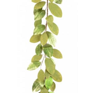 5ft Magnolia Leaf Christmas Garland
