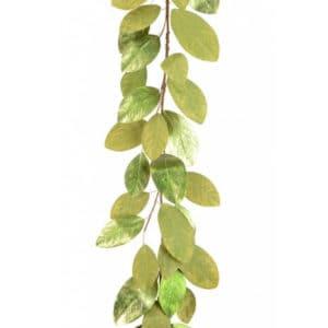5ft Magnolia Leaf Christmas Garland *Online Only*