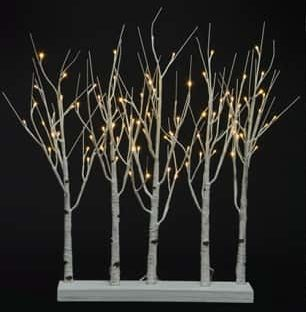 2.5ft Twinklebirch Grove LED - LED Christmas Lights For Sale Dublin Ireland