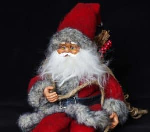 Santa Statues & Christmas Figures