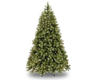 12ft Bayberry Pre-Lit Artificial Christmas Tree